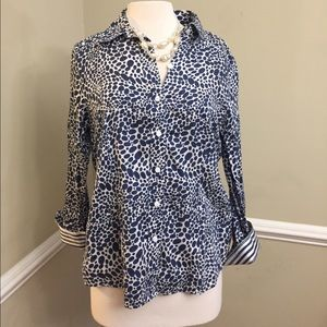 Foxcroft Wrinkle Free Blouse